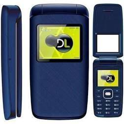 Imagem de Celular dl yc335 flip dual chip idoso lacrado