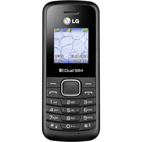 Imagem de Celular Dual Chip/FM/Lanterna LG B220