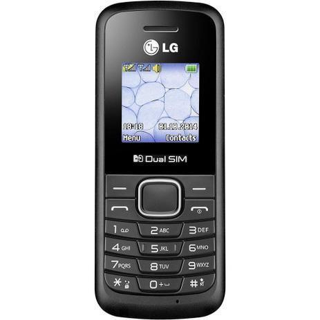 Imagem de Celular Dual Chip LG B220 32MB 2G Rádio FM