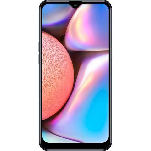 Imagem de Celular Galaxy A 10 S 32GB Dual Samsung SM A107MZKRZTO