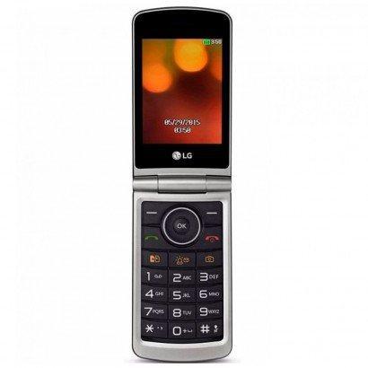 aed20ae719a Celular Lg G360 Dual Sim Flip Tela 3.0 Câmera Rádio Fm - Celular ...