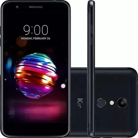 Imagem de Celular Lg K11 Plus X410 Dual 32gb 13mp Tela 5,3 Preto Anatel