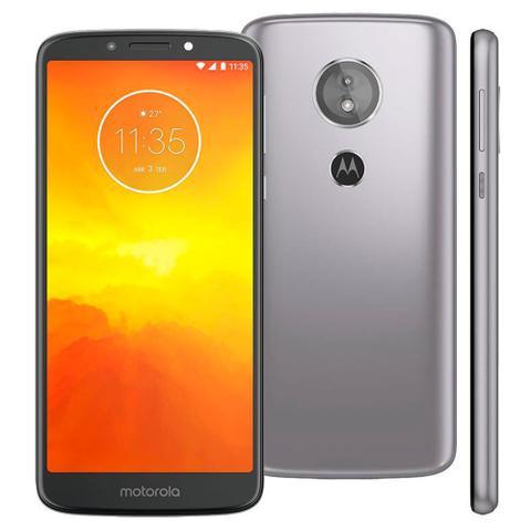 Imagem de Celular Motorola Moto E5 32gb 4g Dual Chip Xt1944-4 Tela 5,7
