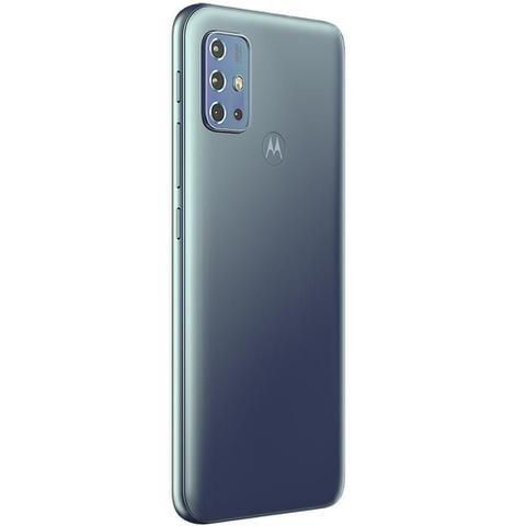 Imagem de Celular Motorola Moto G20 Azul 64GB Tela 6.5 4GB RAM Camera 48MP 8MP 2MP 2MP