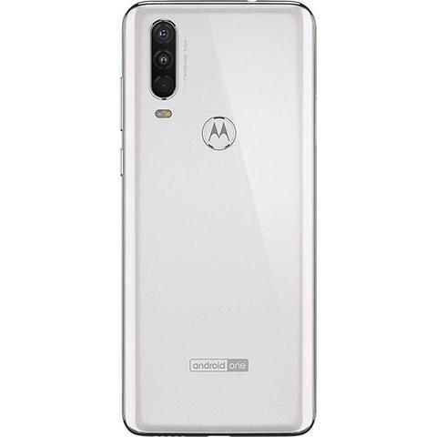 """Imagem de Celular Motorola Moto One Action 64GB Branco Polar Tela 6.3"""" Câmera 12MP+5MP+16MP"""