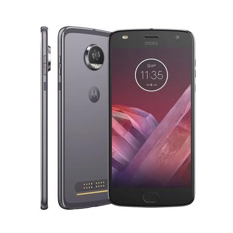 Imagem de Celular Motorola Moto Z3 Play 64gb Dual Android8.1 Índigo