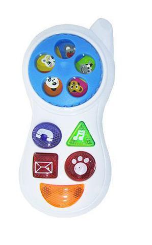 Imagem de Celular Musical Baby Phone com Som e Luz