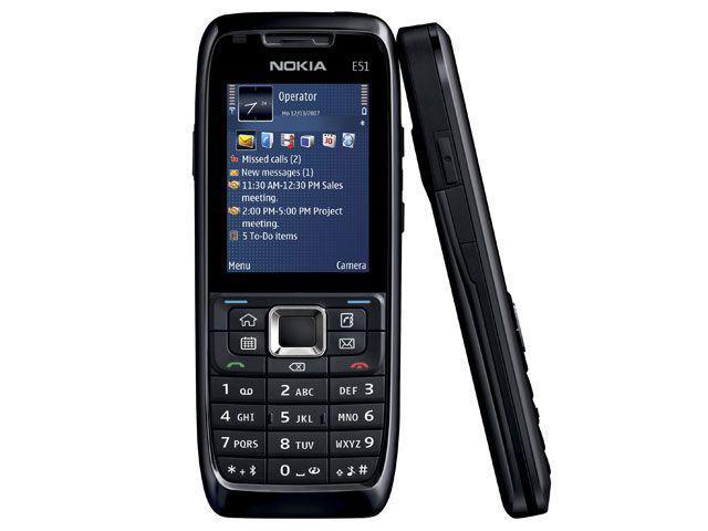 Imagem de Celular Nokia E51 Tim com Wi-Fi Voip