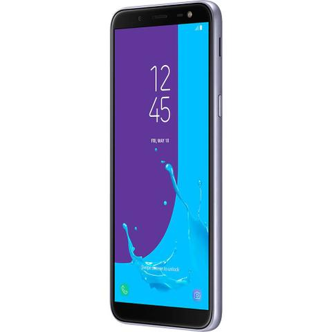 Imagem de Celular Original Samsung Galaxy J6 32gb Prata Lacrado Nf