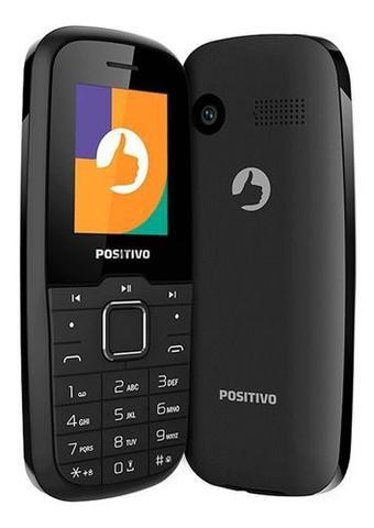 Imagem de Celular Positivo P26 Dual Chip 32MB 2G Rádio FM - Bluetooth Desbloqueado
