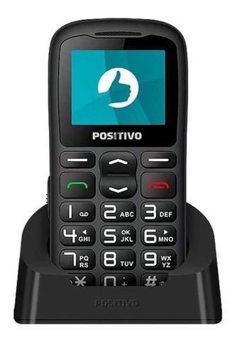 Celular Positivo P36 32mb Preto - Dual Chip