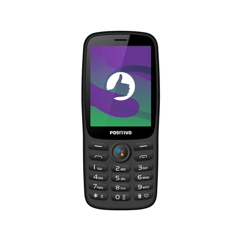 Imagem de Celular Positivo P70S 512MB 4GB* armazenamento 2,8