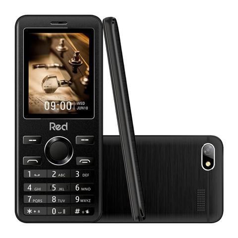 Celular Red Mobile Prime M012f Preto - Dual Chip