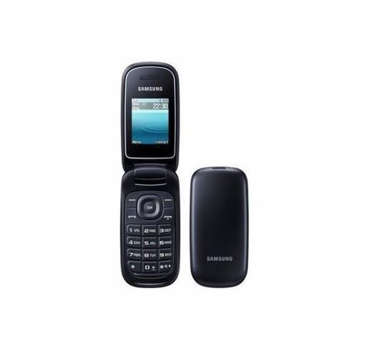 Celular Samsung E1272 Preto - Dual Chip