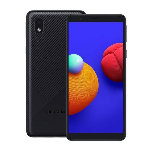 Imagem de Celular Samsung Galaxy A01 Core 32gb Tela 5,3 Quad-Core Câmera 8MP Android Barato Preto Menor Preço