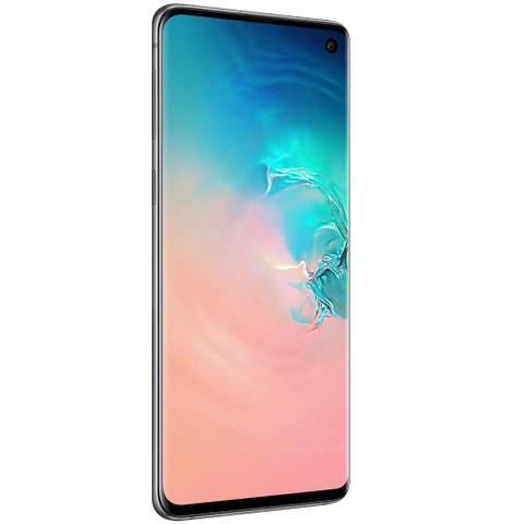 Imagem de Celular Samsung Galaxy S10 Branco 128GB Tela 6.1