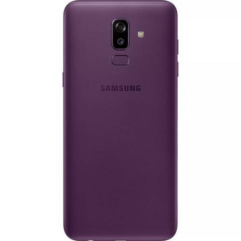 Imagem de Celular Samsung J8 Violeta 64gb 4g 6 Octacore 1.8 Android 8