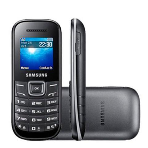 Celular Samsung E1205 Preto - 1 Chip