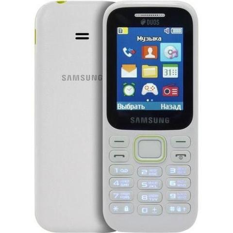 Imagem de Celular Samsung Sm-b310e Dual Sim Radio Fm Desbloqueado Branco