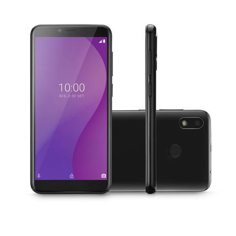 Celular Smartphone Multilaser G P9132 32gb Preto - Dual Chip