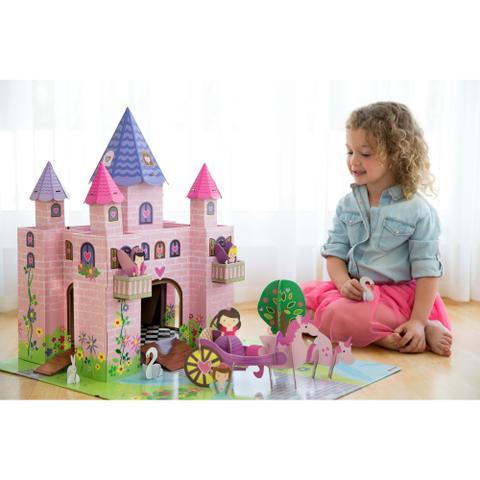 Imagem de Cenário para Montar Castelo Princesas Krooom