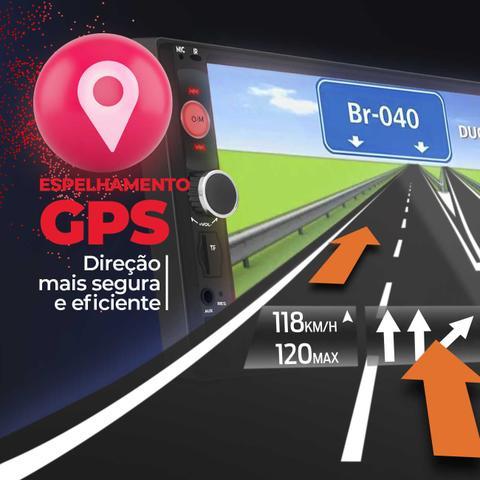 Imagem de Central Multimídia 2 Din 7
