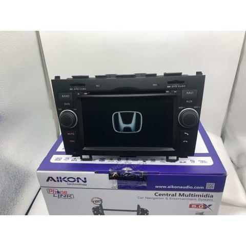 Imagem de Central Multimídia Aikon Honda Crv 2007 2008 2009 2010 2011