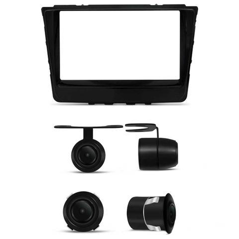 Imagem de Central Multimidia Creta 7'' Pioneer AVH-Z9180TV Bluetooth Espelha Android iOS + Câmera de Ré 2 em 1
