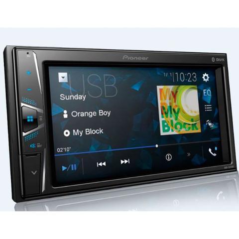 Imagem de Central Multimídia DMH-G228BT 6.2 Touchscreen Pioneer