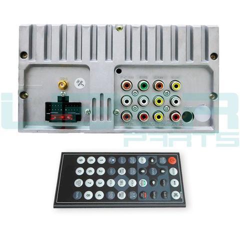 Imagem de Central Multimídia DVD Mp10 Universal 2Din 7 Polegadas Bluetooth USB SD Espelhamento
