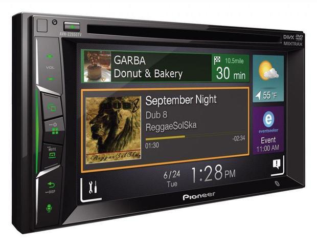Imagem de Central Multimidia Dvd Pioneer Avh-Z2050Tv Mixtrax/Tv/Bt