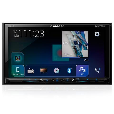 Imagem de Central Multimídia Honda City Ar Digital 2011 a 2013 com Pioneer AVH Z5180TV, Câmera De Ré