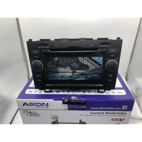 Imagem de Central Multimídia Honda Crv 2009 2010 2011 Aikon Lançamento