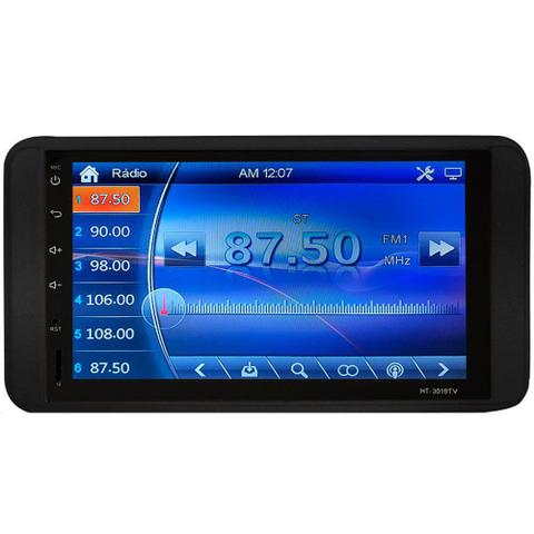 Imagem de Central Multimídia MP5 TV Hilux 2006 2007 2008 2009 2010 2011
