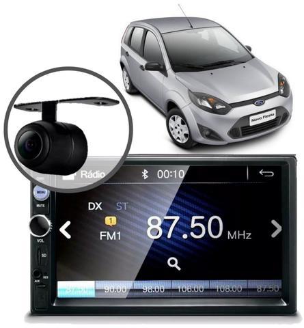 Imagem de Central Multimídia Mp5 Universal Ford Fiesta Espelhamento