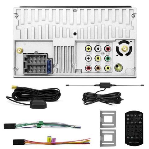 Imagem de Central Multimídia Multilaser GP338 Evolve Link TV GPS Tela 7 Pol  Bluetooth USB
