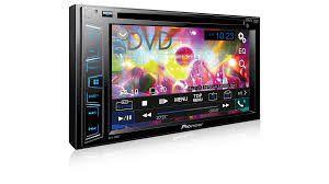 Imagem de Central Multimidia Pioneer AVH-288BT 2 Din Usb  Bluetooth/Mixtrax/Android