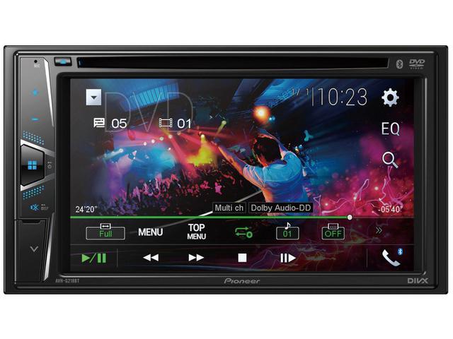 Imagem de Central Multimídia Pioneer AVH-G218BT Bluetooth