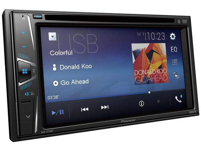 Imagem de Central Multimídia Pioneer AVH-G218BT Bluetooth