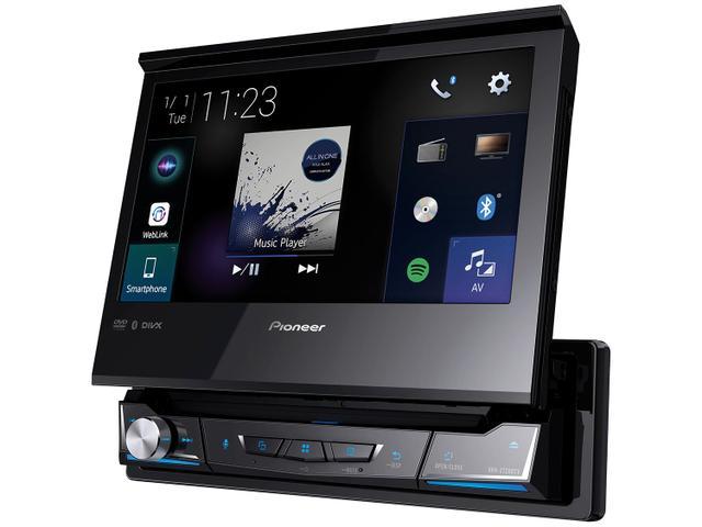 """Imagem de Central Multimídia Pioneer AVH-Z7280TV LCD 7"""""""