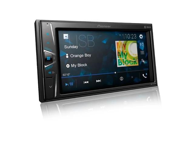Imagem de Central Multimídia Pioneer Dmh-g228bt Tela 6,2 Bluetooth Usb