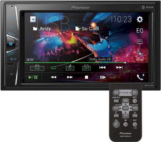 Imagem de Central Multimídia Pioneer Dmh-G228bt Touch Usb Bluetooth