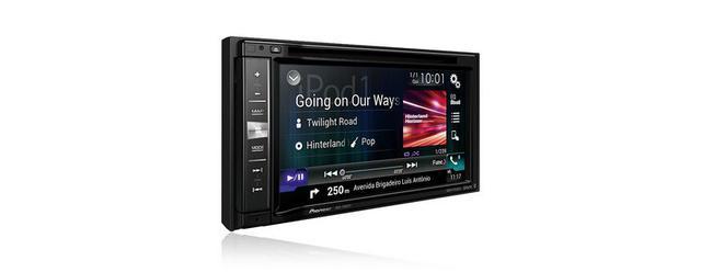 Imagem de Central Multimidia Pioneer DVD/ MP3/ USB/ SD CARD 6,2 Polegadas 2 din AVIC-F980TV