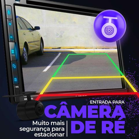 "Imagem de Central Multimídia Pioneer HB20 2 Din AVH-Z5280TV 6.8"" TV BT Espelhamento Android Iphone + Câmera Ré"