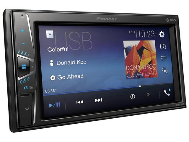 Imagem de Central Multimídia Pioneer MVH-G218BT Bluetooth