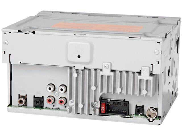 """Imagem de Central Multimídia Pioneer MVH-G218BT LCD 6,2"""""""