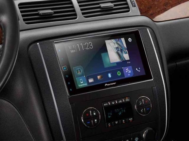 Imagem de Central Multimídia pioneer sph-da138tv 2 din apple car play usb bluetooth waze spotify waze
