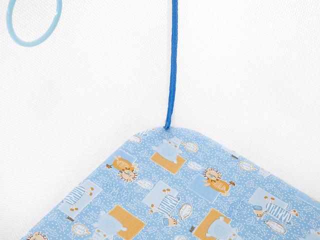 Imagem de Cercadinho para Bebê Tubline Little Baby Dobrável