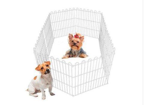 Imagem de Cercado Para Cachorro E Outros Pets, Coelhos, 53cm Altura