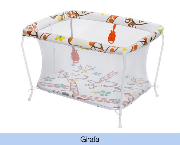 Imagem de Cercado Retangular para Bebê Girafa - Galzerano